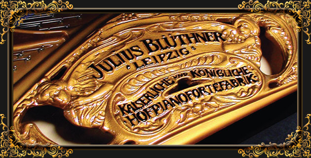 German Pianos (Bluethner) B.C.